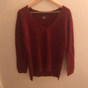 Charlotte Russe Sweaters - Red sweater